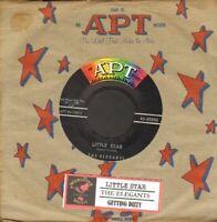 Elegants - Little Star (Twinkle Twinkle Little Star) Vinyl 45 rpm record