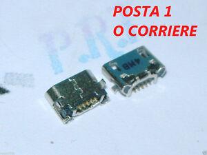 CONNETTORE RICARICA MICRO USB PER ASUS fonepad 8 FE380CG  K016