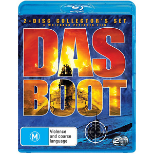 Das Boot (2 Disc Collector's Set) Blu-Ray **Region Free**