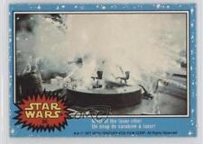 1977 O-Pee-Chee Star Wars #36 Blast of the Laser Rifle Non-Sports Card 0e3