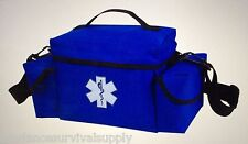 EMS BAG BLUE camping hunting survival tactical gear Rothco disaster emergency