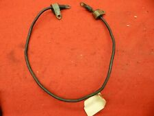 "USED 62 63 Ford Galaxie 500 XL 352 390 34 1/4"" Relay Battery Cable #C2AF-14431-A"