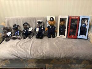 Victoria Police teddy bears
