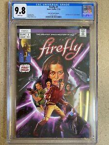 Firefly #1 Diego Galindo Star Wars Homage CGC Options IN STOCK