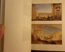 THE TURNER COLLECTION IN THE CLORE GALLERY - TATE - EXHIBIT - BOOK - PAINTING