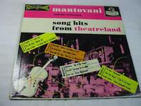 Mantovani & His Orchestra - Song Hits From Theatreland - London Records PS-125
