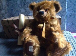 Deans Collectors Club Centenary Bear.