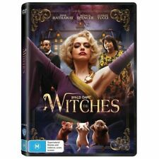 The Witches Like DVD R4 Anne Hathaway