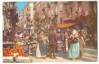 napoli quartiere sanità mercato dei vergini animata  anni 20
