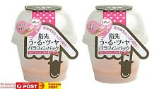 2X JAPAN Sosu Paraffin Wax Pack FLORA ROSE Nails Cuticles EASY NO DEVICE REQUIRE