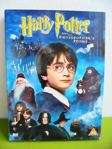 Harry Potter And The Philosopher's Stone DVD 2002 2-Disc Set