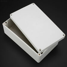 F9DB Waterproof Electronic Junction Plastic Box Enclosure Case 200x120x75mm