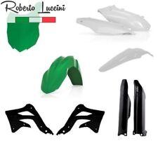 Kawasaki Plastik Kit Satz FULL Komplett KXF 450 2013 -2015 Acerbis MAde in Italy