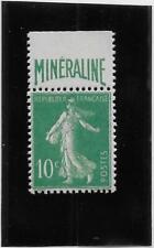 T384  / FRANCE  N°188A NEUF** MINERALINE