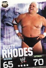 WWE Slam Attax Evolution - Dusty Rhodes Legend Card