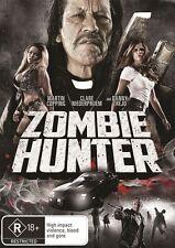 Zombie Hunter (DVD, 2014)= DANNY TREJO = PAL 4 = SEALED
