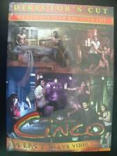 Tagalog/Filipino Movie:CINCO DVD English Subbed