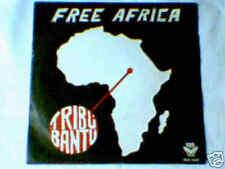 """TRIBU' BANTU' Free Africa 7"""" SHOWMEN 2 PROGRESSIVE"""