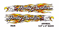 HARLEY DAVIDSON SCREAMIN EAGLE PAIR 9.5 INCH  DECAL