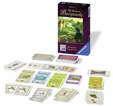 The Castles of Burgundy: The Card Game [Card Game, Ravensburger, Ages 12+] NEW