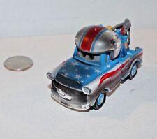Disney Pixar Cars Burnt Daredevil Cannonball Mater Greater Diecast Toon 1:55