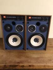 JBL 4312M pair small monitor speakers walnut pair Harman Japan
