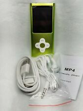 New MP4 Multimedia player 8GB Green