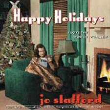 Jo Stafford - Happy Holidays:  I Love The Winter Weather CD SEALED NEW