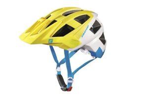 CRATONI - Allset - Color: Lime White Blue Matte - Size: M - L(58 - 61 CM)