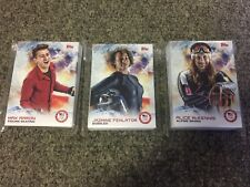 2014 Topps U.S. Winter Olympics Sochi 100 Card Complete Base Set