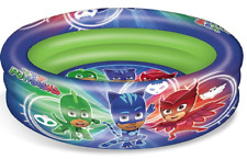 PJ Masques Gonflable Splash Pataugeoire mon premier Kids Toddlers 1 M Jardin Jouet