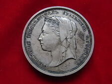 Australia - 1880 Melbourne International Exhibition Prize Medal..Silver, 51mm.