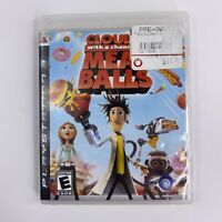 Cloudy With A Chance of Meatballs PS3 PlayStation 3 Complete With Manual. VGC