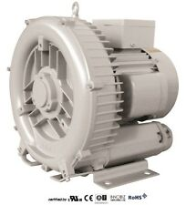 Pacific Regenerative Blower PB-301 (HRB-301), Ring, Vacuum and Pressure Blowers
