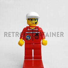 LEGO Minifigures - Ground Control - spp008 - Space Pilota Omino Minifig Set 6456