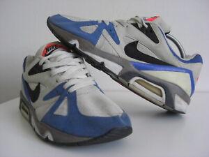 2008 Nike Air Structure Triax 91 Europe Summit White 318088-102 US 10 EU 44 Rare