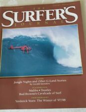 """Vintage """"The Surfer's Journal"""" Vol 7 # 3 Fall 1998* Collector's Magazine"""