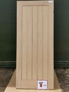 DIF2470 Howdens Dordogne Oak FD30 35mm 2'9 Int. Hardwood Fire Door