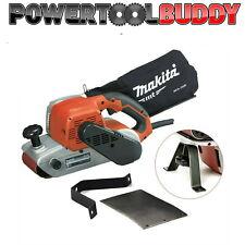 Makita 4 Inch Belt Sander M9400 240v 610 x 100mm Heavy Duty
