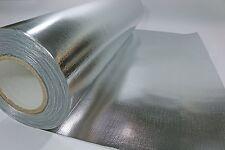 Solid Radiant Vapor Barrier Heat Shield Sauna Attic Foil 1000qft 51inch Rafter