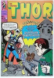 Thor Nr. 18 gut bis sehr gut / Z: 1-2 Marvel - Williams Verlag ab 1974
