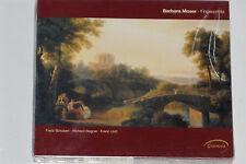 Barbara Moser, F. Schubert, R. Wagner, F. Liszt -Fingerprints- CD  NEU, OVP