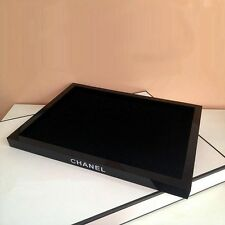 Chanel Perfume Holder Lip Stick Face Cosmetic Vanity Organizer Tray VIP Gift