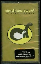 Matthew Sweet Altered Beast USA Cassette Tape