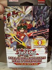 Yu-Gi-Oh! Starter Deck - SPANISH Deck Yuya & Declan