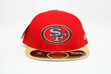 San Francisco 49ers New Era 59fifty NFL Thanksgiving Day 2014 Sz 8