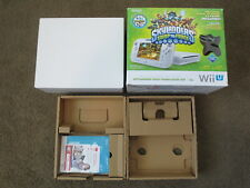 BOX ONLY! for Nintendo Wii U 8gb White System Skylanders Swap Force Replacement
