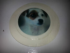 QTY 1 (ONE) TAX DISC holders - permit holders -- dog ref7