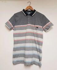Mambo Mens Size M Triple Bogey Club Short Sleeve Shirt