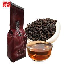 125g China Oil Cut Black Oolong Tea Fresh Nature Slimming Tea Weight Loss Tea